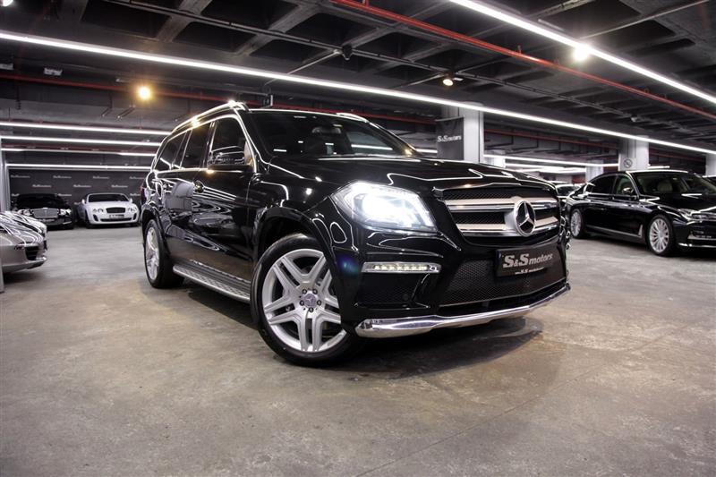 Mercedes benz gl 350 bluetec 4matic amg for Mercedes benz 6550