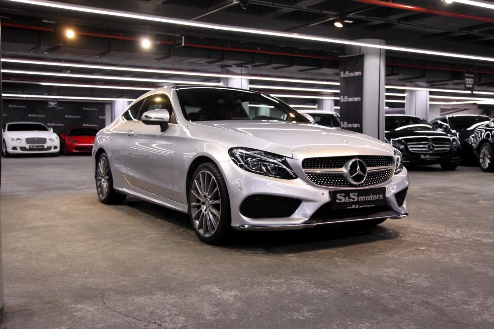 Mercedes benz c 180 coup amg for Mercedes benz call center