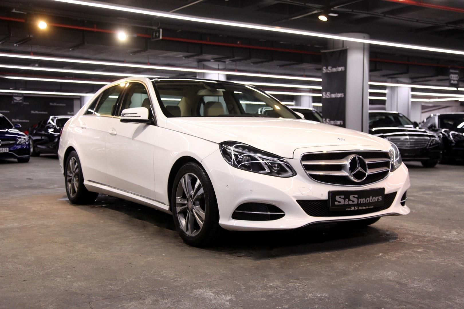 Mercedes benz e 250 elite for Elite mercedes benz