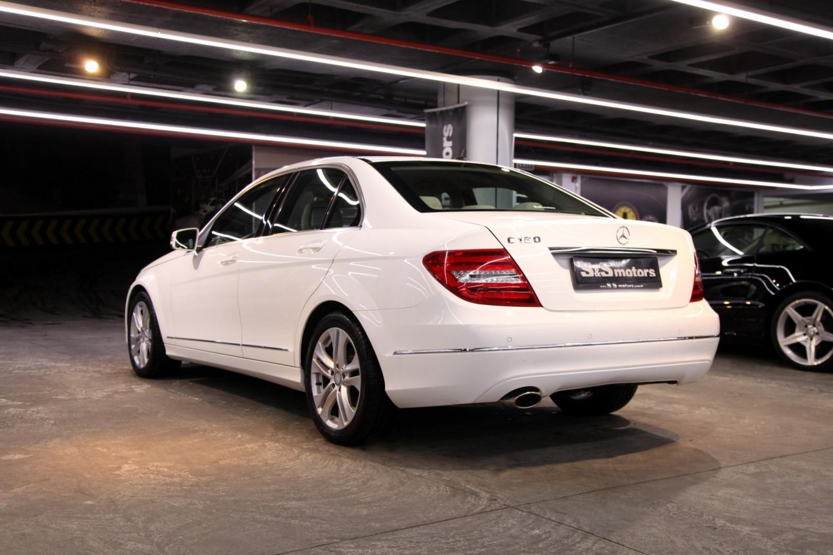Mercedes benz c 180 blueefficiency avantgarde for Mercedes benz in fairfield ca
