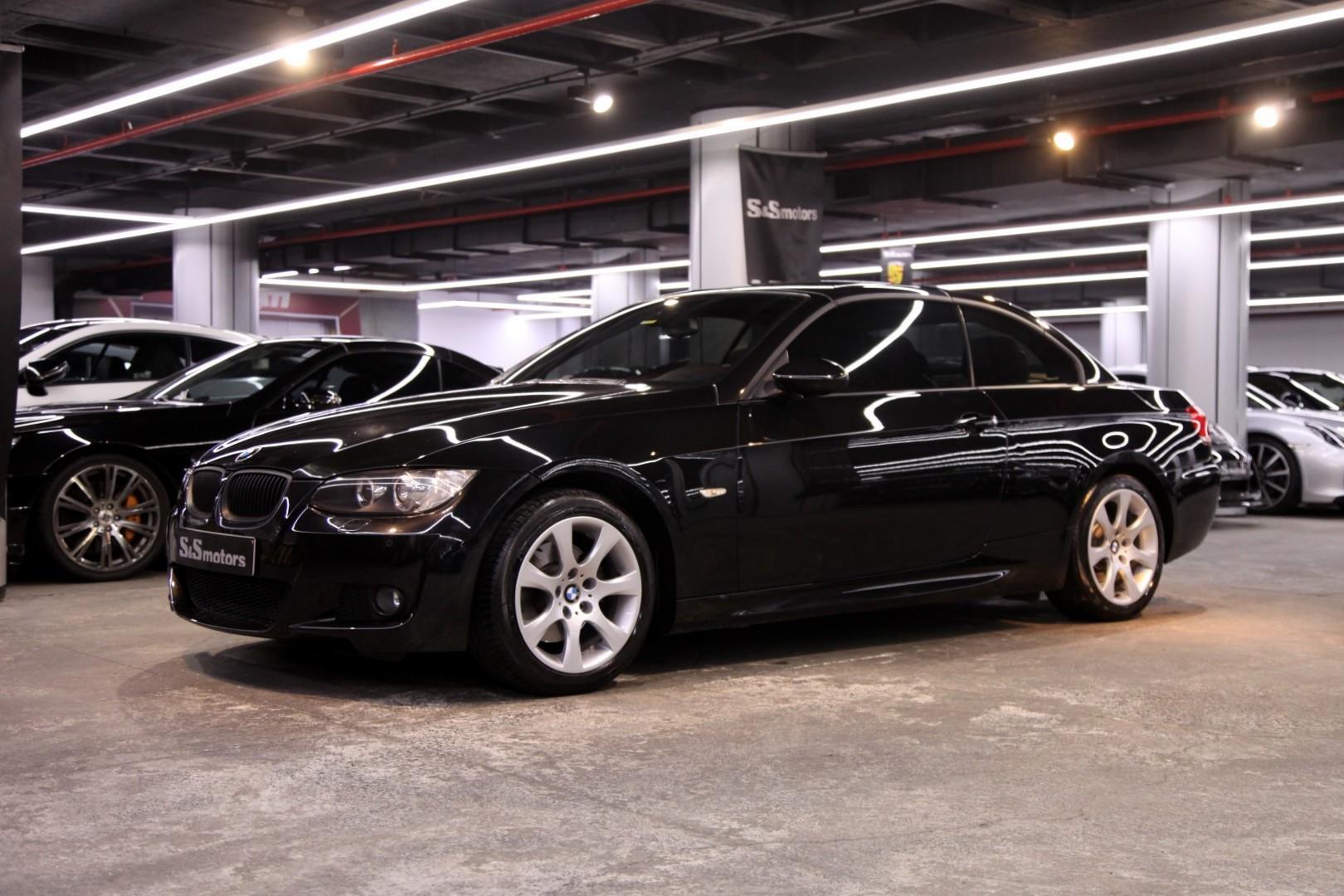 Bmw 3 25i Cabrio M Sport