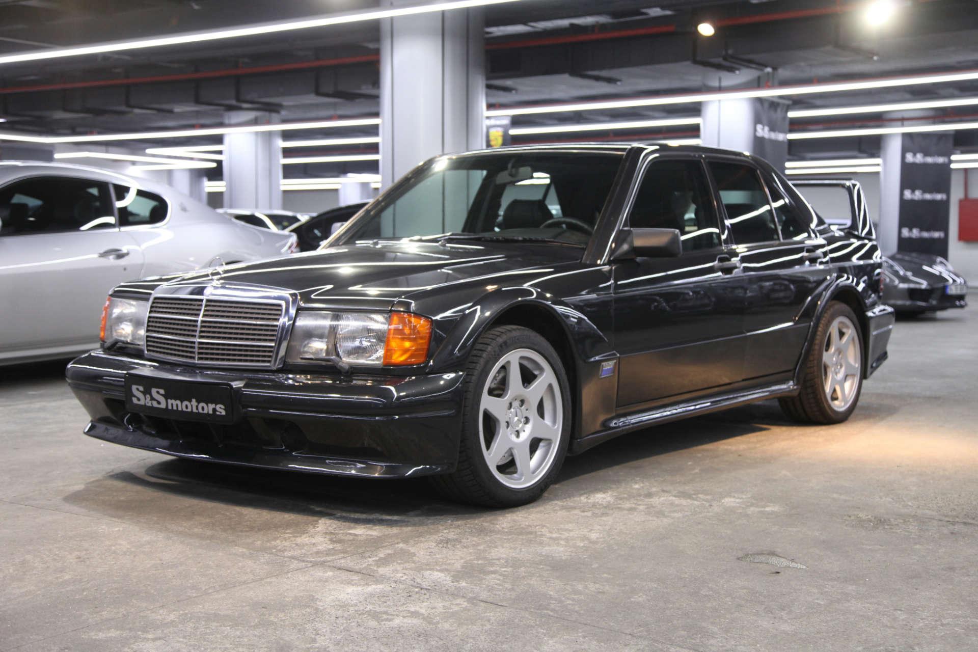 Mercedes 500, tarih ve evrim