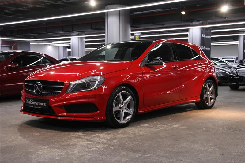 mercedes benz a 180 amg. Black Bedroom Furniture Sets. Home Design Ideas