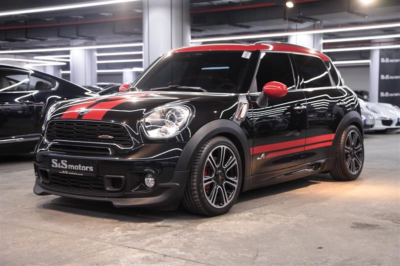 Mini Cooper S Countryman All4 Jcw