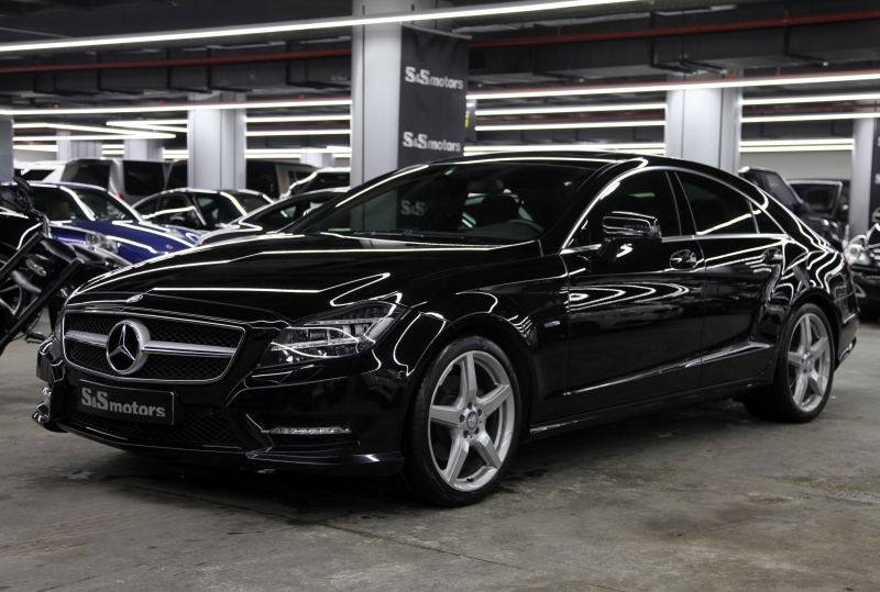 Mercedes Benz Cls 350 Bluetec 4matic